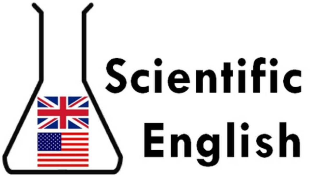 Do you speak scientific English?
